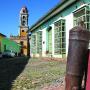 Trinidad street. Cuba