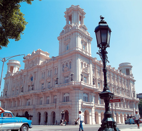 Bellas Artes Museum, Havana City