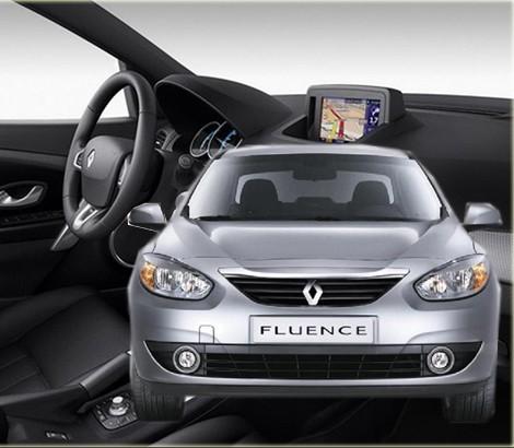 Cuba Car Rental s Standard Renault Fluence