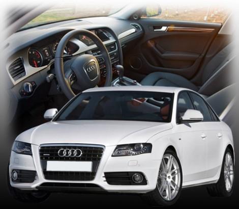 Cuba Car Rentals Premium Cars Audi A4 (1)