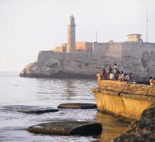 El Morro Castle, Havana City