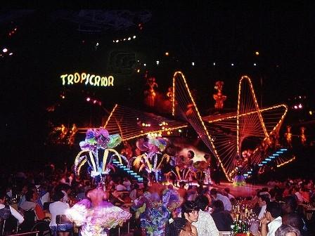 Tropicana Show, Havana Cuba
