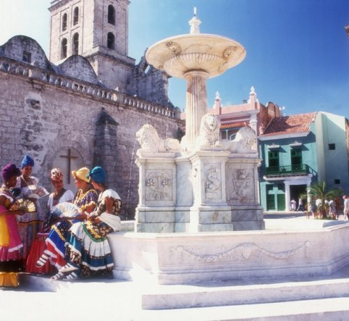 Square, Havana City